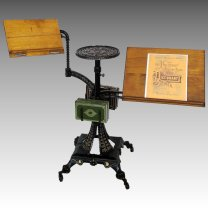 Figure 9: Halloway Reading Stand and Dictionary Holder.